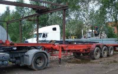ТОНАР контейнеровоз - Калуга, заказать или взять в аренду