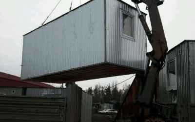 Аренда блок-контейнера (бытовки) - Киров