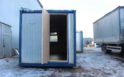 Блок-контейнер, бытовка в аренду. Калуга - Калуга
