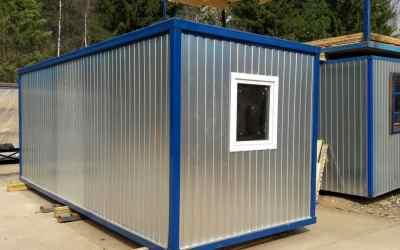 Аренда бытовок блок-контейнеров вагончиков - Калуга, заказать или взять в аренду