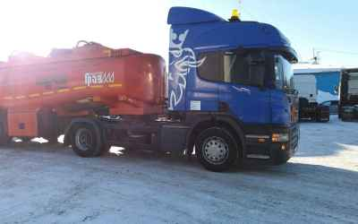Доставка топлива цистерной бензовозом - Киров