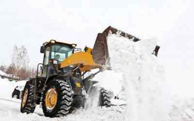Уборка улиц и дорог от снега в Обнинске - Обнинск, цены, предложения специалистов