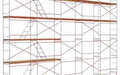В аренду Леса строительные и тур-вышки в Калуге - Калуга, заказать или взять в аренду