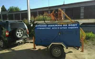 Бурим скважины на воду малогабаритной установкой - Боровск, цены, предложения специалистов
