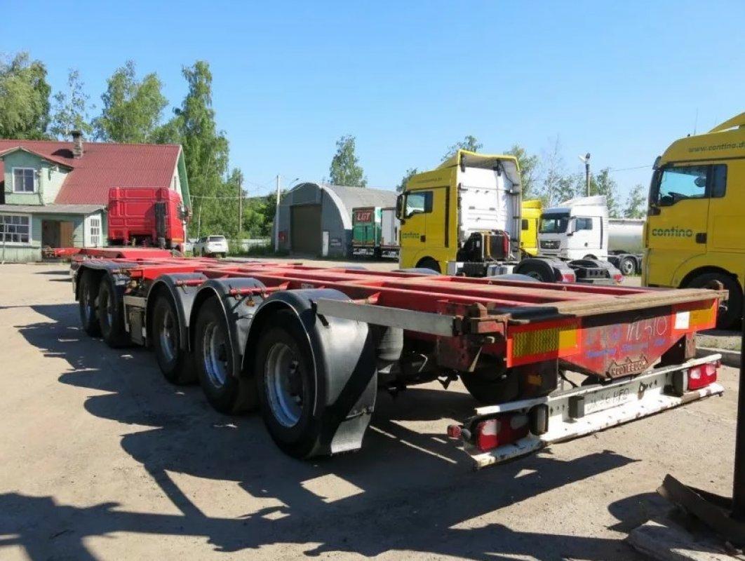 Оказываем грузоперевозки контейнеров на полуприцепах - Боровск, заказать или взять в аренду