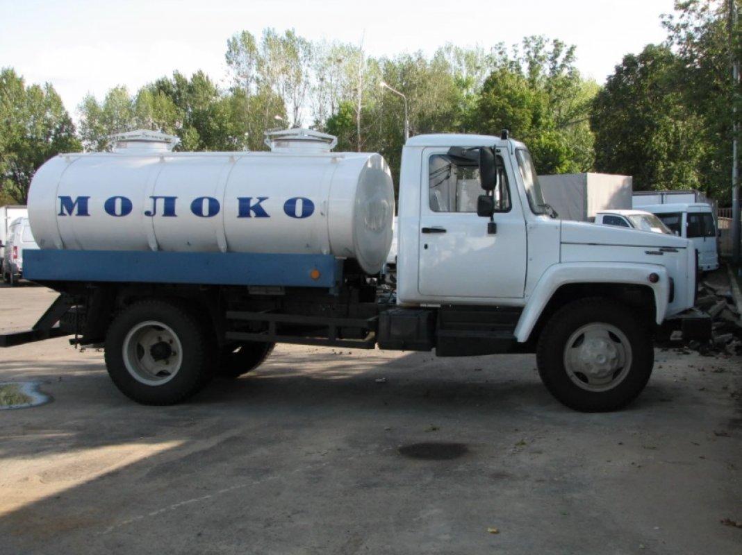 ГАЗ-3309 Молоковоз - Калуга, заказать или взять в аренду