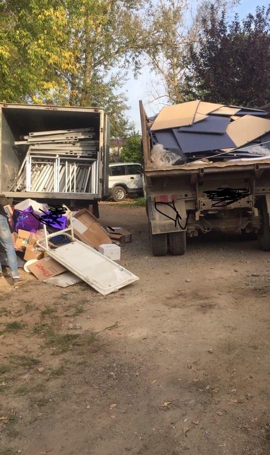 Вывоз мусора и строительного тбо - Калуга, цены, предложения специалистов